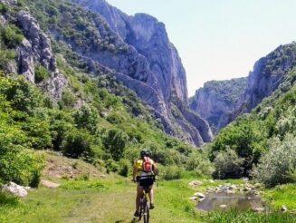 bicicleta cheile turzii